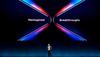 華為首款5G折疊屏手機HUAWEI Mate X耀世亮相