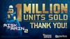 《雨中冒險2》推出不到一個月已賣出超100萬份