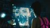《賽博朋克2077》全新截圖出現扶她角色海報