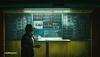 《賽博朋克2077》公開新截圖 NPC走過書報亭