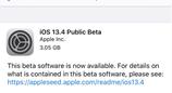 蘋果發布iOS/iPadOS 13.4公開Beta測試版 不少新功能來襲