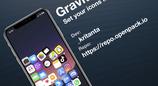 """越獄工具為iPhone主屏幕圖標創建""""重力""""效果 支持此時可解鎖的iOS版本"""