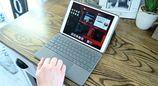 外媒上手罗技Combo Touch键盘保护套 适用于iPad Air/Pro
