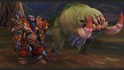 《魔兽世界》8.1版本猎人将可驯服抱齿兽作宠物