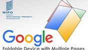 谷歌折疊設備專利曝光  擁有多片 OLED 屏幕