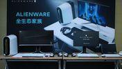 ALIENWARE 發布品牌首款54.6英寸OLED游戲顯示器