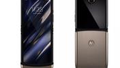 摩托羅拉折疊智能手機Razr的金色版本曝光
