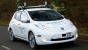來自于日產的HumanDrive項目完成英國最長自動駕駛旅程