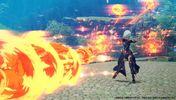 《蓝色协议》公布新截图 巨大的召唤兽助阵战斗