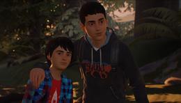 《奇异人生2》公布第一章发售预告与游戏截图