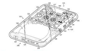 苹果环绕式触摸屏专利曝光 任何一面都可显示信息和图像