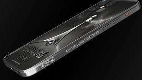 俄罗斯奢侈品牌Caviar将推出马斯克主题iPhone 12 Pro