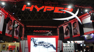HyperX二度参展TGS 发布多款主机向新品