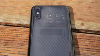 小米8屏幕指纹版开箱评测