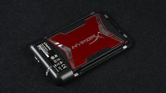 HyperX发布FURY RGB SSD
