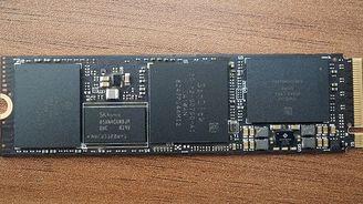 WD Black-3D M.2 NvMe 500G硬盘评测