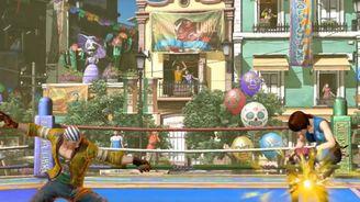《拳皇14》美國NCR2019八強