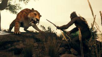 《先祖:人類奧德賽》發布實機預告片