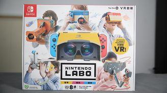 任天堂Labo VR誠實評測