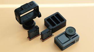 大疆靈眸運動相機Osmo Action評測