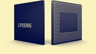 三星研發8nm工藝的LPDDR5內存 速率升至7.3Gbps