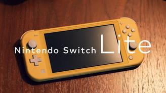 任天堂Switch Lite正式公布!9.20发售