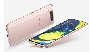 三星Galaxy A80開啟預約:售價3799元