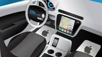 專利顯示蘋果正研發自動駕駛汽車的無線充電技術