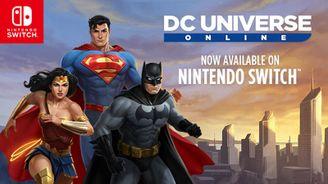 《DC宇宙Online》現已登陸NS