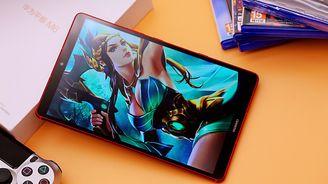 华为平板M6高能版图赏:独特对?#20849;?#32441;设计