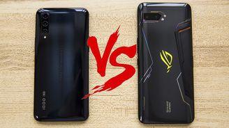 最強對最強!ROG游戲手機2與iQOO Pro性能對比評測!