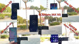 5G手機測速大比拼