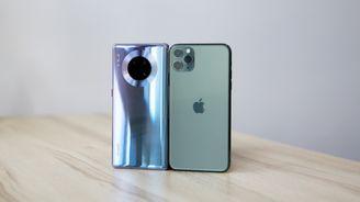 ?华为Mate30 Pro与iPhone 11 Pro Max拍照对比