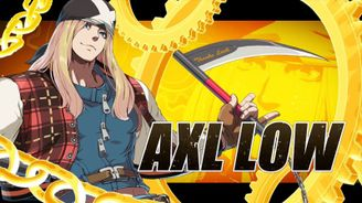 《新罪恶装备》Axl Low正式确认登场