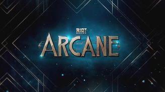 拳頭游戲制作的《英雄聯盟》動畫Arcane公布