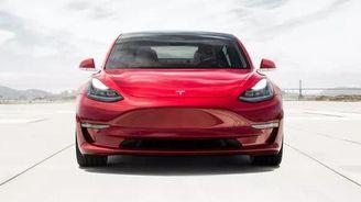 國產特斯拉Model 3正式開放預訂 起售價355800元