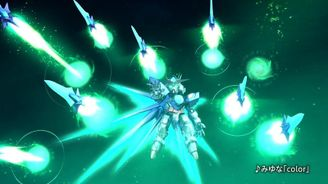 《SD高達G世紀:火線縱橫》第二彈CM