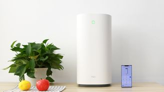 HUAWEI HiLink720全效空氣凈化器C400圖賞