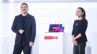 2019联想TW:Moto Razr/ThinkPad X1双系折叠屏产品亮相