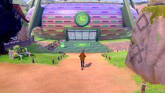 《寶可夢:劍/盾》巢穴資料——曠野地帶-機擎河岸