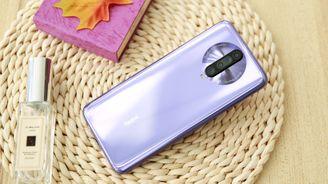 Redmi K30 4G版評測:120Hz流速屏+6400萬超清四攝