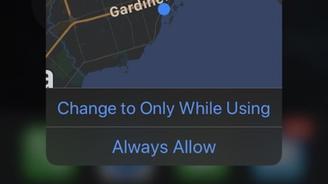蘋果回應iOS頻繁提醒App正在定位:為保護隱私