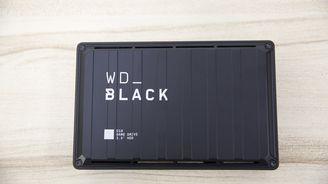 WD_BLACK D10西部數據8TB游戲外置硬盤評測