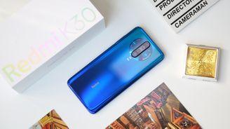 Redmi K30 5G版深海微光配色圖賞:5G先鋒 全速熱愛