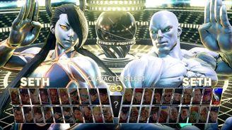 《街頭霸王5:冠軍版》公布賽斯招式介紹視頻