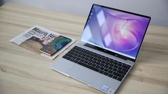 性能最強13英寸2K觸控全面屏輕薄本 華為MateBook 13 2020款評測