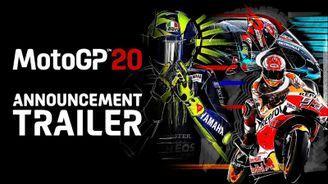 《摩托GP20》正式公開