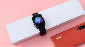 OPPO Watch 46mm評測:雙曲面柔性屏 做手表中的旗艦屏幕