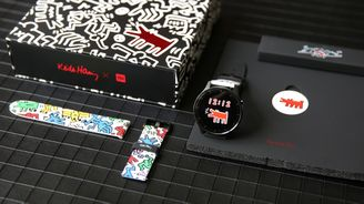 小米手表Color Keith Haring聯名款圖賞:波普藝術極具潮流感