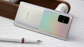 三星Galaxy A71 5G圖賞:拼接設計,素雅而靈動